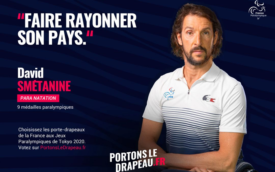 Votez pour les paralympiques !