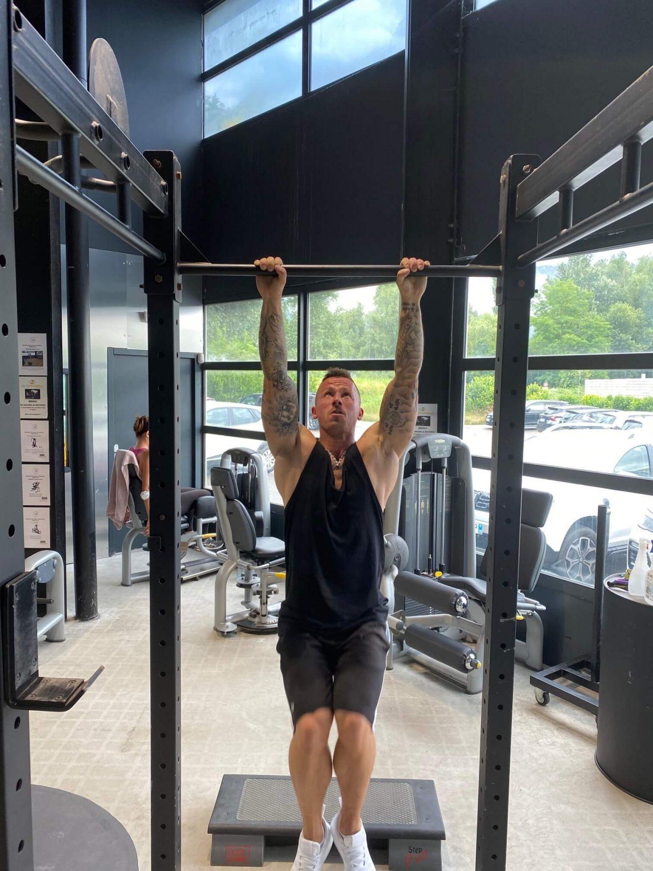Musculation à Gymnesia Crolles