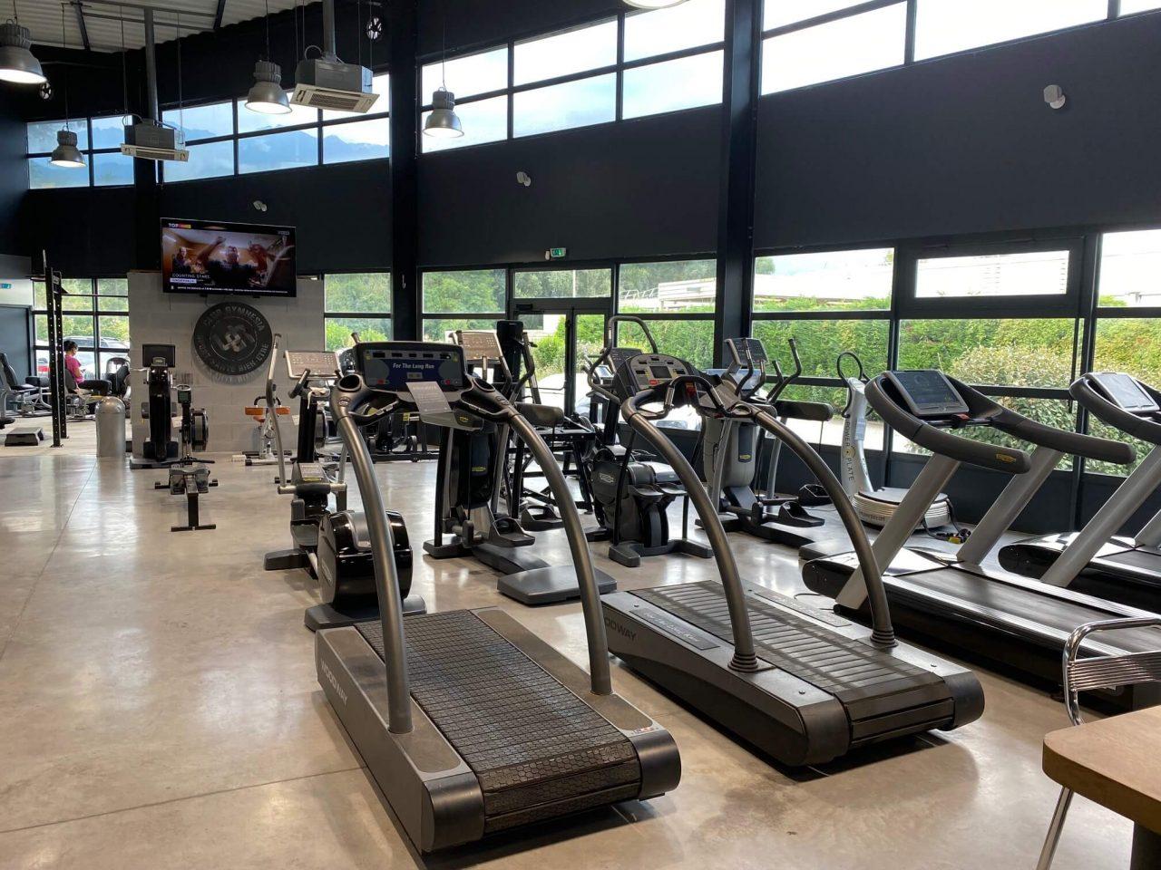 Salle de sport Gymnesia Crolles