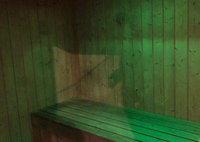Sauna à Gymnesia Crolles